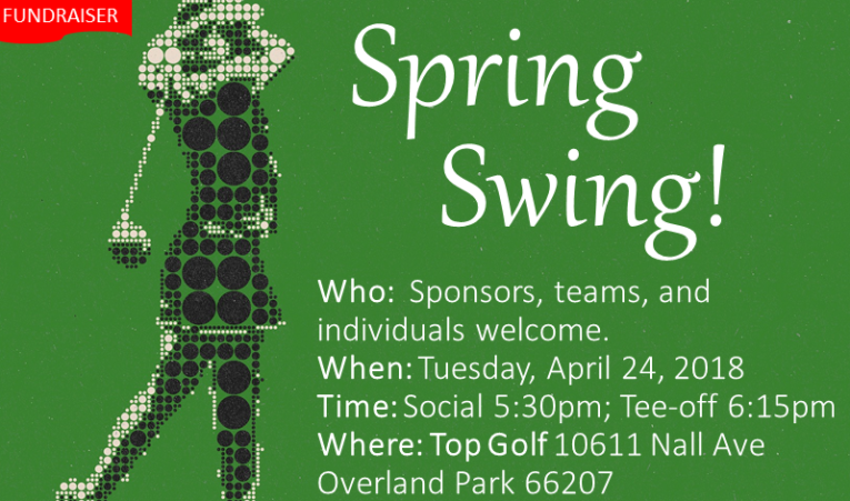 Spring Swing Fundraiser at Top Golf